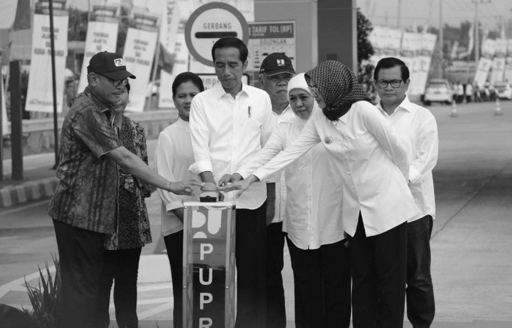 Jokowi & Infrastructure Development Post-Election