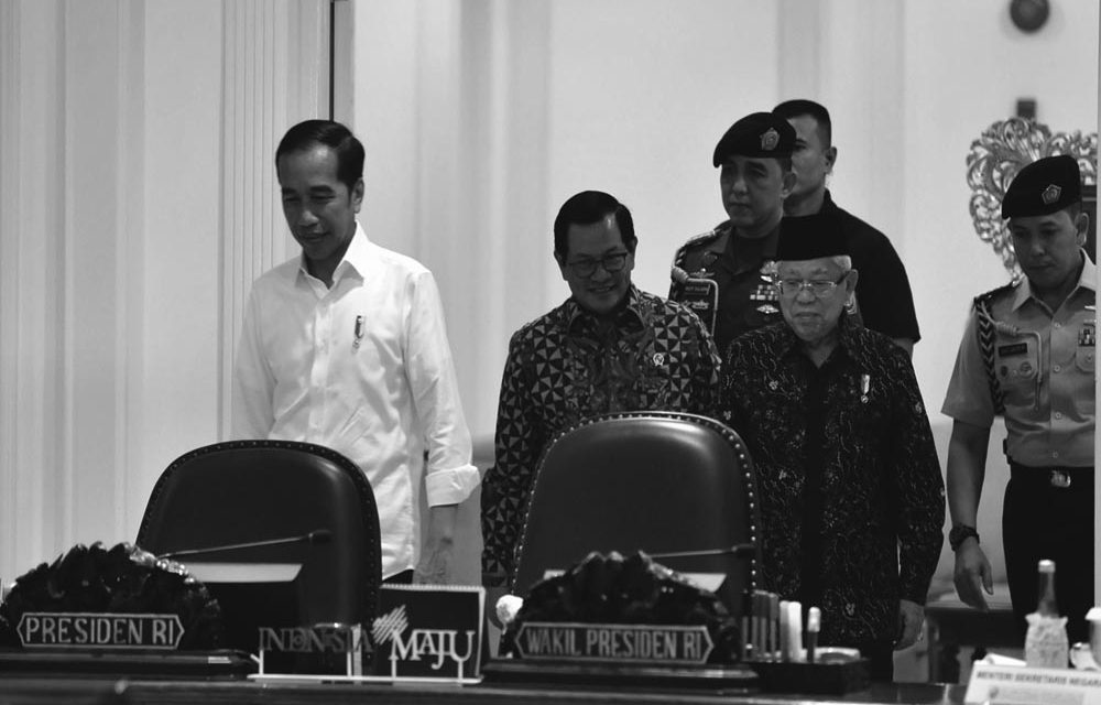 Cabinet Reshuffle: A Sign From Jokowi?