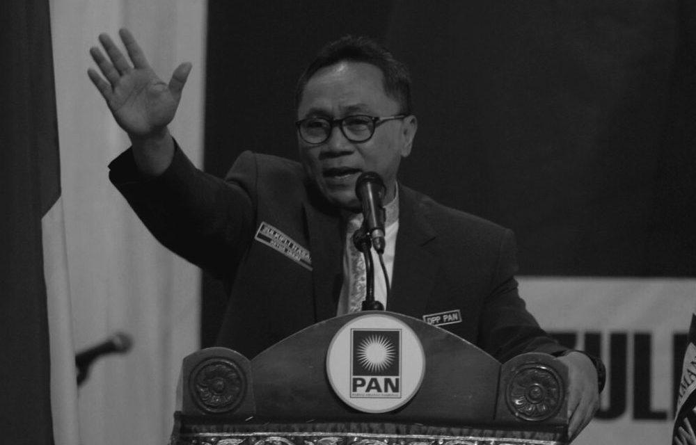 PAN Rejoins Jokowi's Ruling Coalition?
